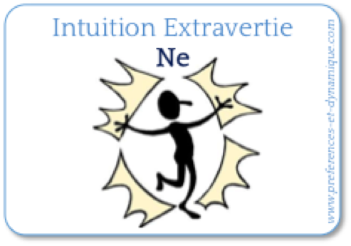 Ne Intuition Extravertie