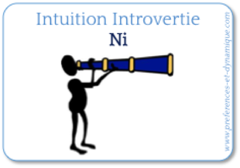 Ni Intuition Introvertie